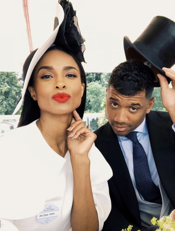 Ciara Always Has Russell Wilson Doing The Most