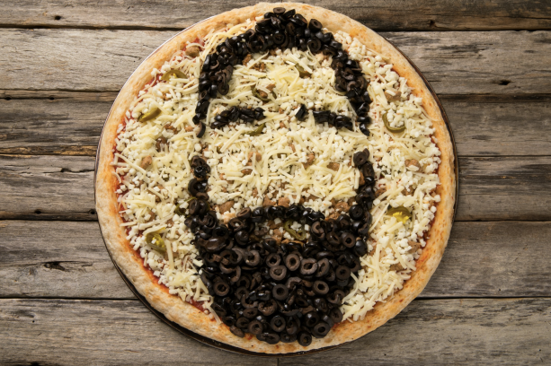 "Papa John's Making James Harden ""MVPizza"""