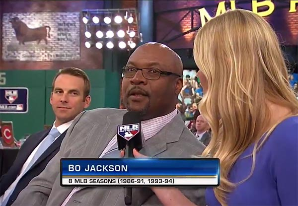 Bo Jackson: There Is 'Way More Talent' In Sports Now (VIDEO)