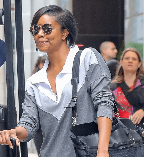 Gabby Union Embarassed Of Her Husband D-Wade's Outfit?