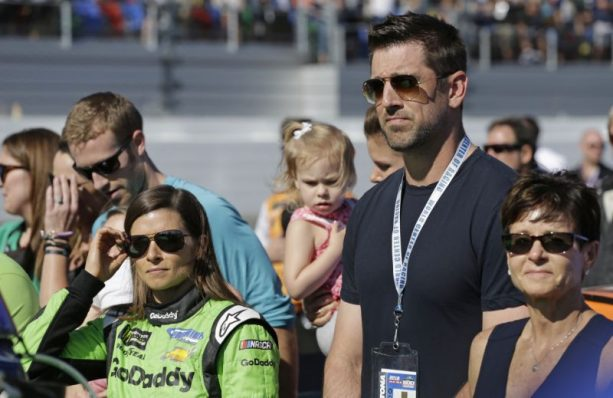 Aaron Rodgers and Danica Patrick Have Called It Quits?