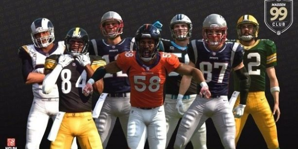 Brady And Rodgers Are Two Of The Seven Players With 99 Ratings In 'Madden NFL 19'