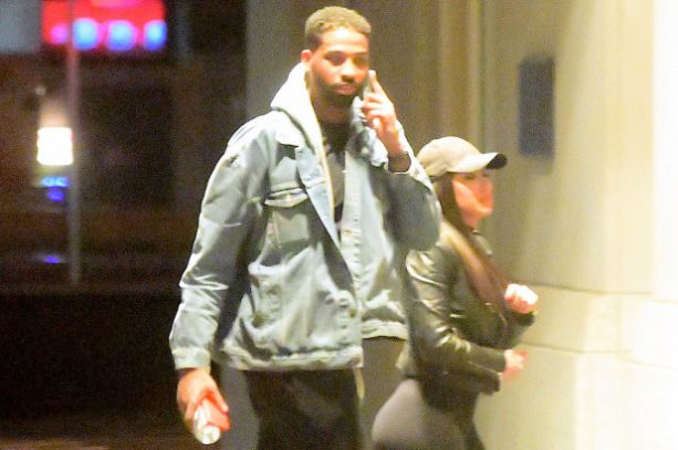 Tristan Thompson's Side Chick Shows Off Her New Butt