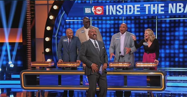 Charles Barkley Has The GOAT Answer On 'Family Feud' (VIDEO)