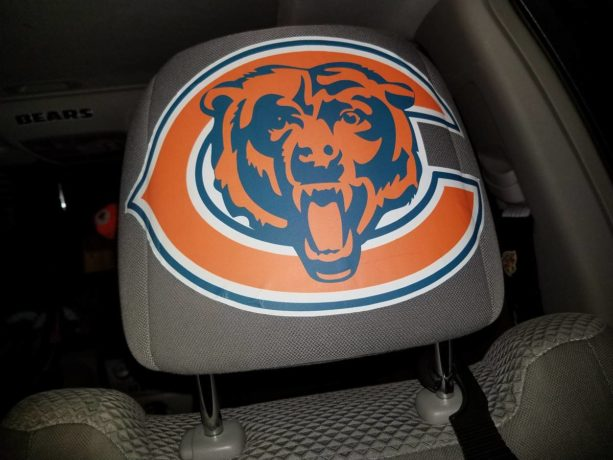 Anyone In Green Bay Looking For A Chicago Bears Themed Camry?