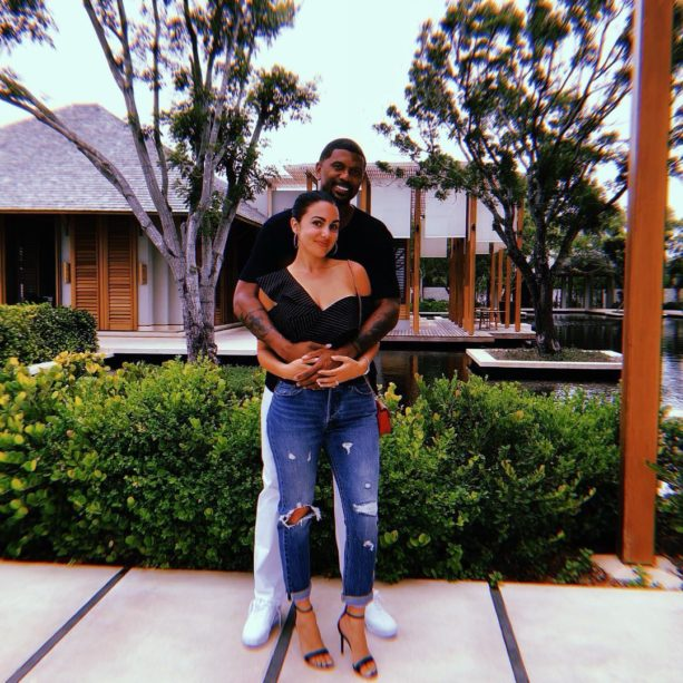 REPORT: Jalen Rose And Molly Qerim Got Married
