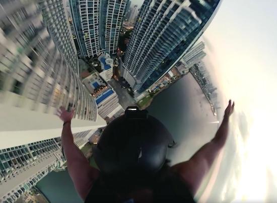 * NEAR DEATH JUMP FROM SKYSCRAPER* | Full Video