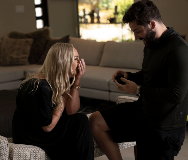 Baker Mayfield Popped The Question To GirlfriendEmily Wilkinson