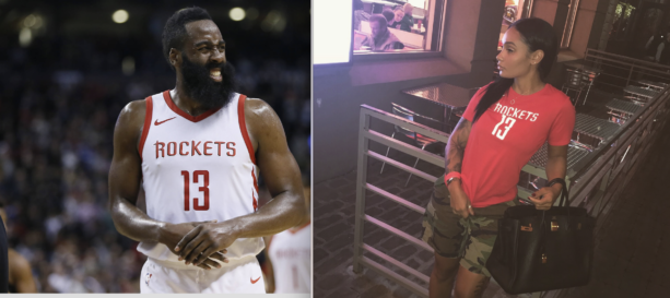 James Harden Got Another Hot Instagram Model With Him In Las Vegas