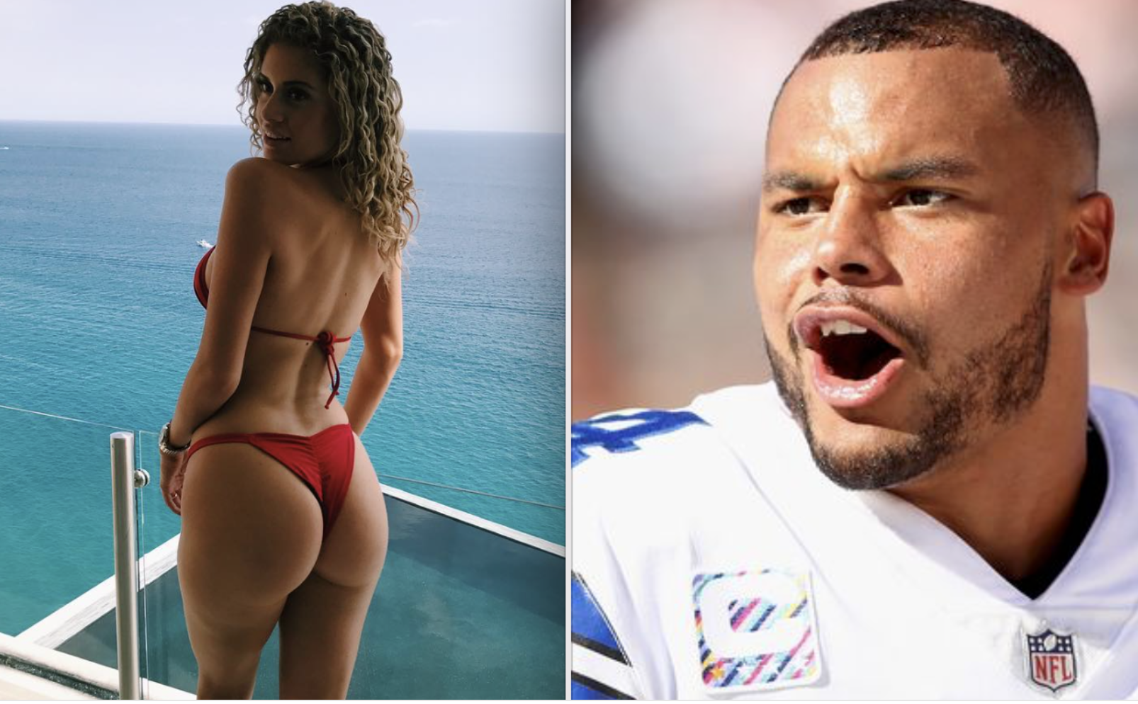 Dak Prescott's Ex Yasmine Nicole Opens Up About Their Relationship On Her Instagram Stories