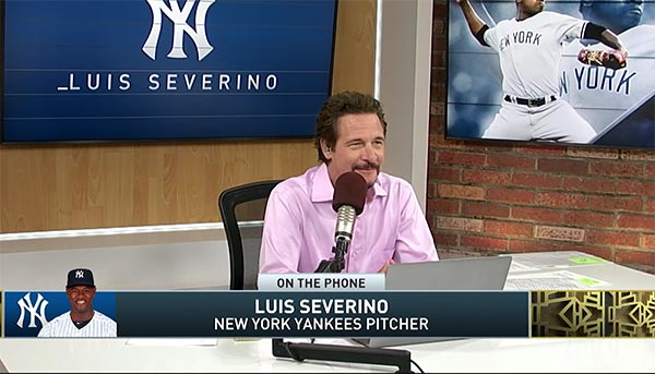 Yankees 2-Time All-Star Ace Watched 'Friends' To Learn English (VIDEO)