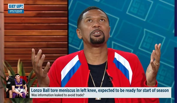 Jalen Rose Says Lonzo Ball Is Trying To Tank His Trade Value (VIDEO)