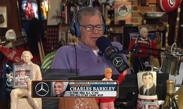 Charles Barkley Sets His Expectations For LABron's Lakers In Year 1
