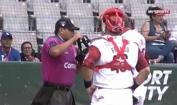Worst Call In Baseball History Takes Place In Mexican League Game