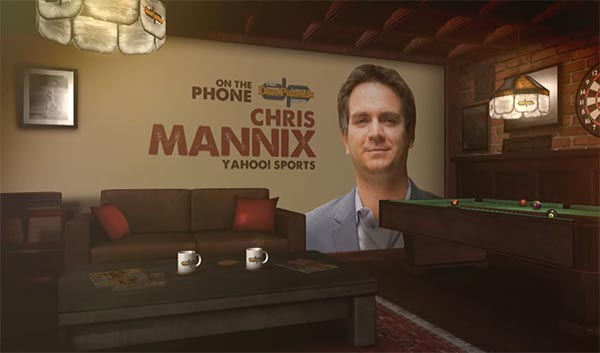 """Chris Mannix On The Lakers: """"This is the Type of Team That Spontaneously Combusts"""""""