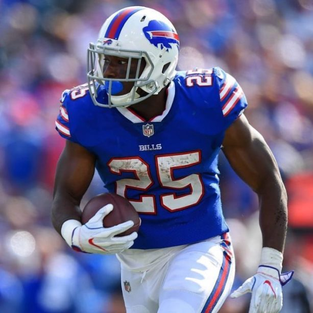LeSean McCoy Lawyers Up
