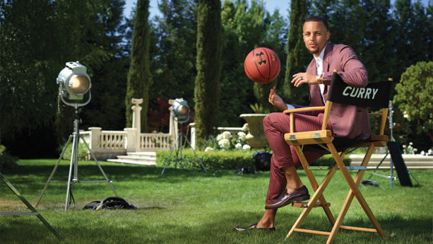 Steph Curry Covers Variety Magazine