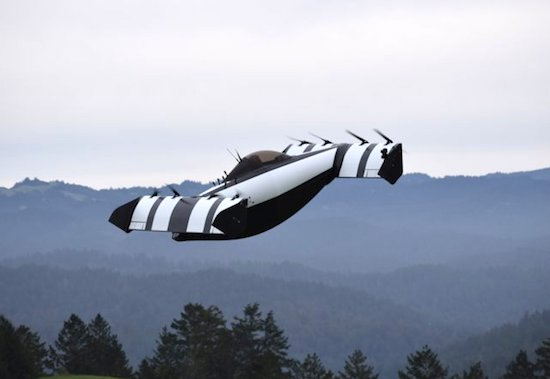 UFO's Are Real And Piloted By Humans