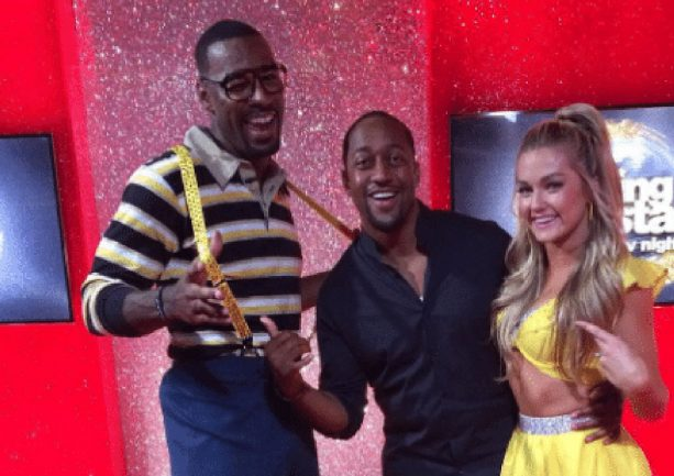 Calvin Johnson's Urkel rendition on 'DWTS'