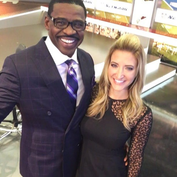 Michael Irvin Pulls Sexual Innuendo with Reporter