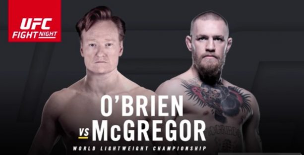 Conan Is Part Owner Of UFC
