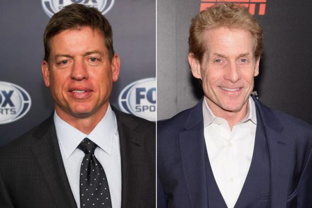 Troy Aikman Still Hates Skip Bayless For Calling Him Gay