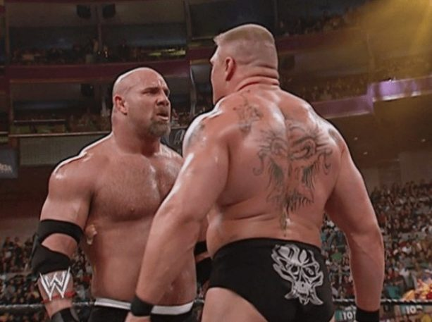 Paul Heyman reveals that Brock Lesnar is ready for Goldberg