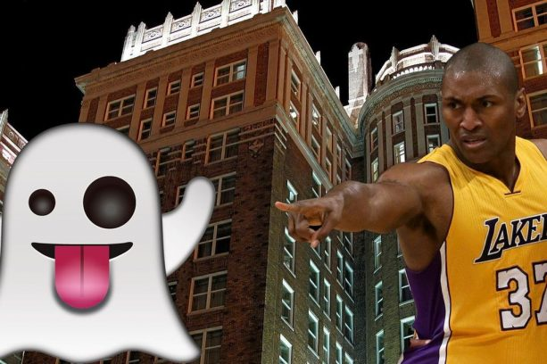 Metta World Peace Says He Was Touched Inappropriately By A Ghost