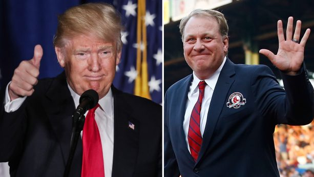 Curt Schilling Defends Trump's Remarks to 10 Year Old Girl