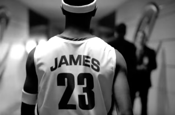 LeBron James Mini Film