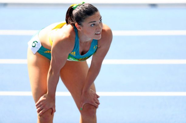 Michelle Jenneke Loses Her Funding