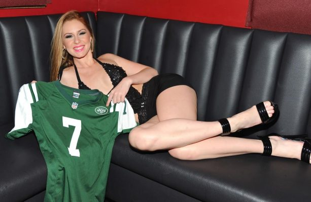 Strippers want the NY Jets to start Geno Smith