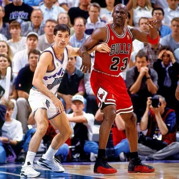 John Stockton Was Harder to Guard than Michael Jordan?
