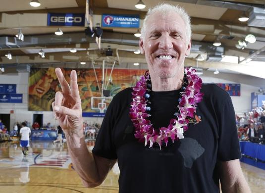 Bill Walton No Alohas with Hawaiian Airlines