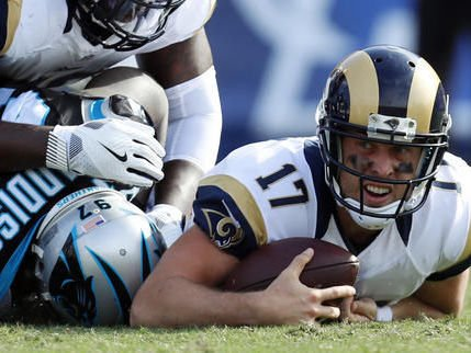 Rams Fans Want Tim Tebow And Goff