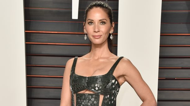 Olivia Munn Gets Rodgers Crack about Florence Henderson Passing