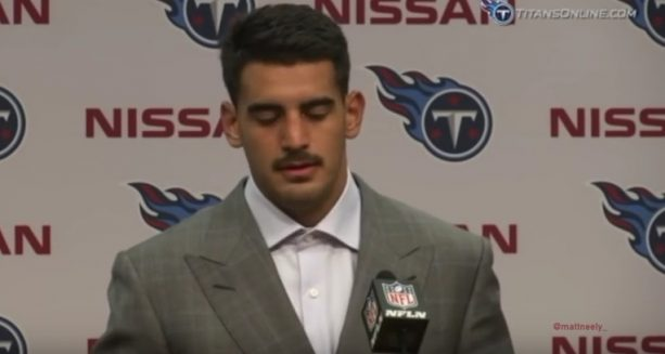 "Marcus Mariota says ""um"" 69 Times In Press Conference"