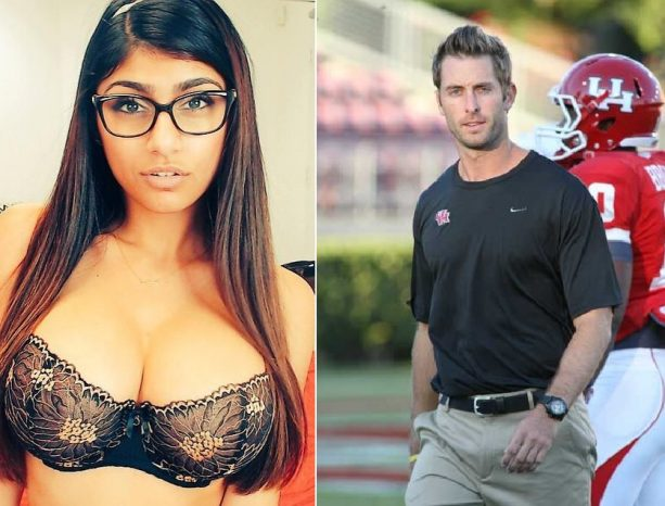 Porn Star Trying to Trap an NCAA Football Coach