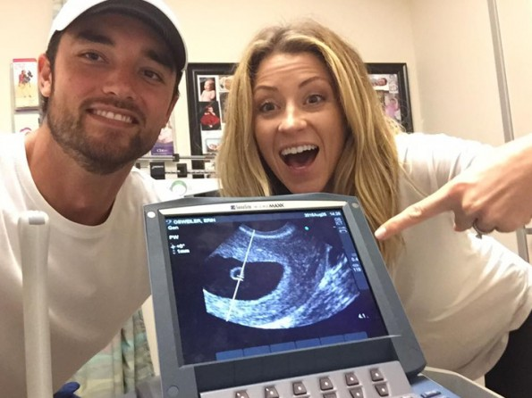 Benched QB Brock Osweiler Is Having A Baby