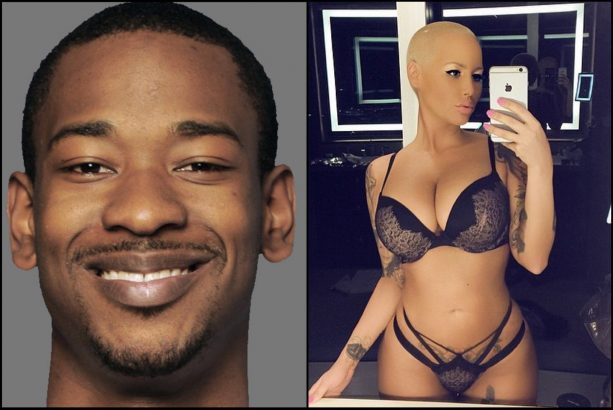 Amber Rose Has Officially Moved on From NBA'er Terrence Ross