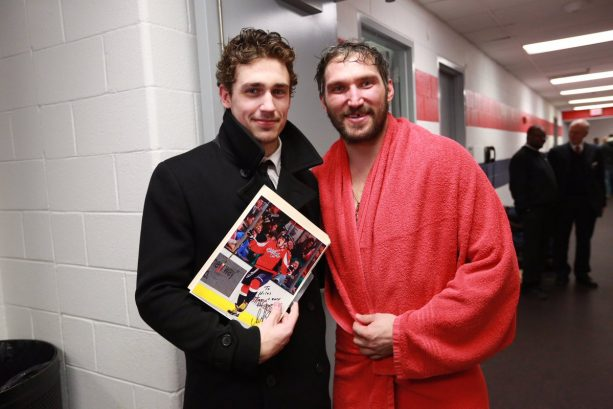Alex Ovechkin settles up with Young Fan He Snubbed 10 Years Ago