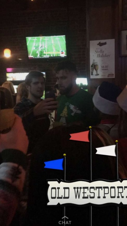 Travis Kelce Parties Before Broncos Game And Still Dominates