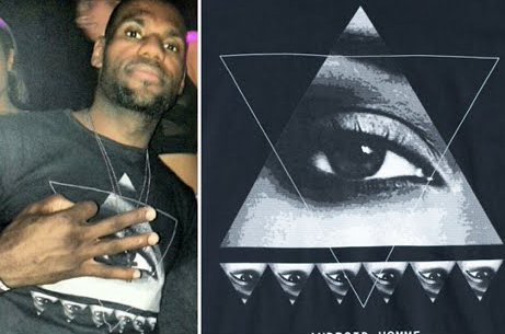 5b0969372299 LeBron James A Devil Worshiper  ⋆ Terez Owens    1 Sports Gossip ...