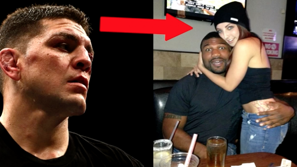 Nick Diaz Tells A Story When Rampage Jackson Tried To Steal His Girl