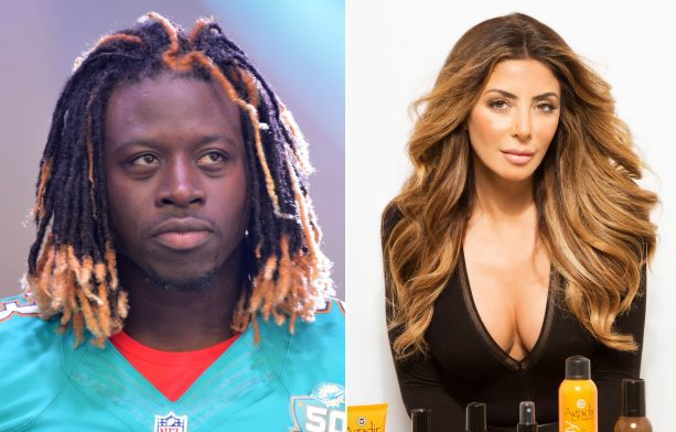 Larsa Pippen Hanging with NFL Star Jay Ajayi