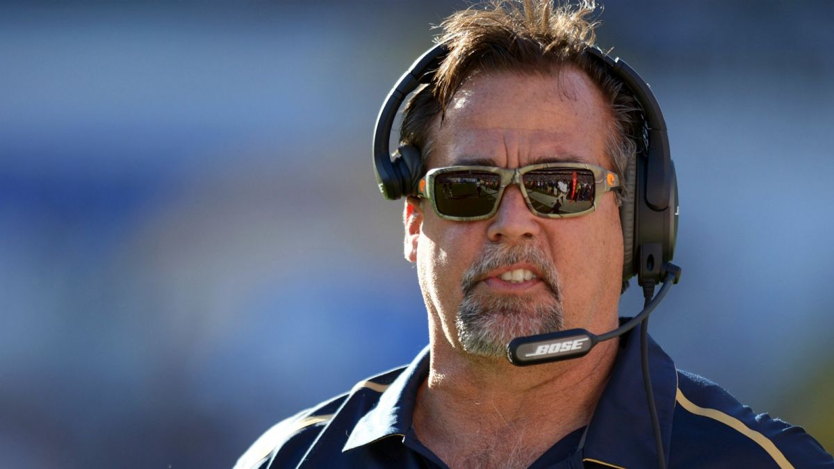 Jeff Fisher Wants A Shot At The Rams