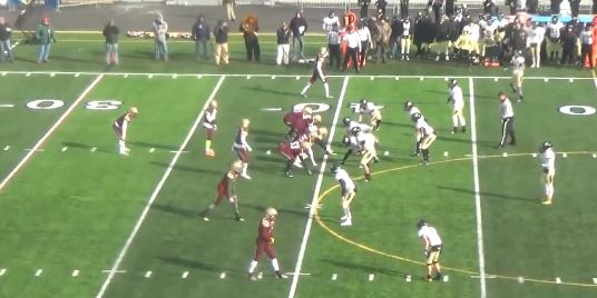 The High School Football Play Everyone Is Talking About