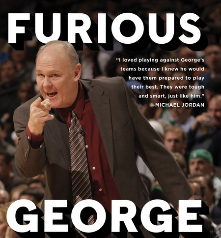 George Karl Outs the NBA for Rampant Steroid Abuse