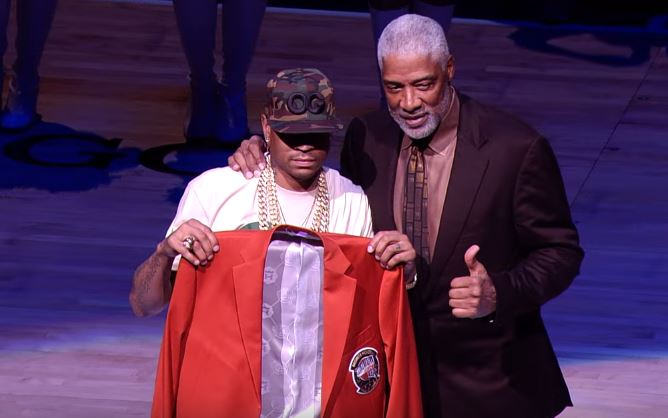Allen Iverson Took A Shot At Players For Sitting Out During His Hall Of Fame Ceremony In Philly