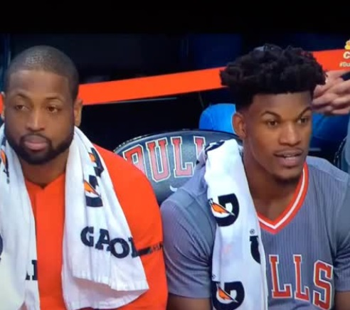 Jimmy Butler Almost Got DWade into Some Real Trouble with Gabrielle Union